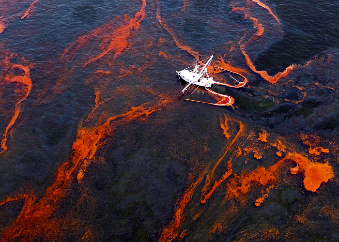 the major role of human error in the deepwater horizon oil spill in the gulf of mexico